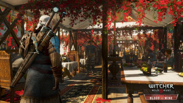 The Witcher 3: Blood and Wine screenshots released