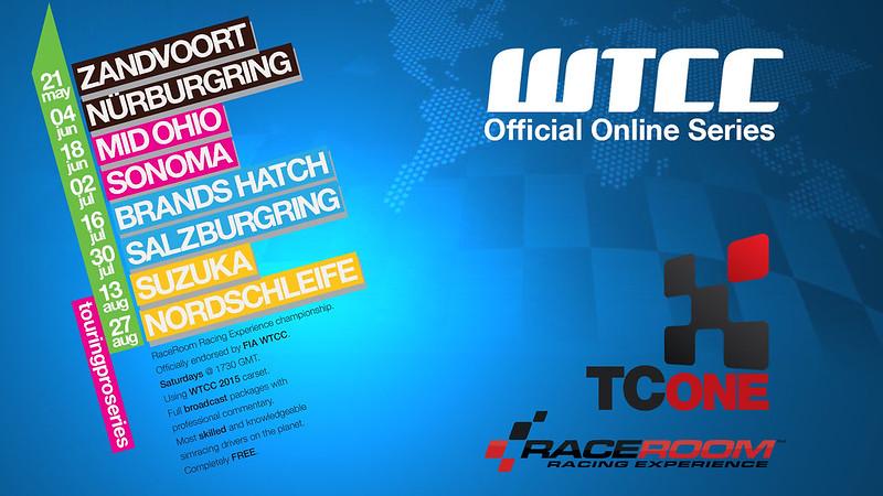 RaceRoom TCOne 2016