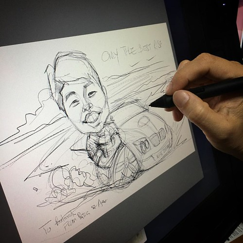 Sketching......