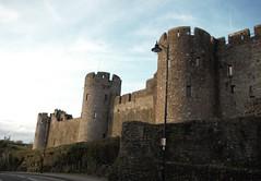 Pembroke and Pembroke Castle