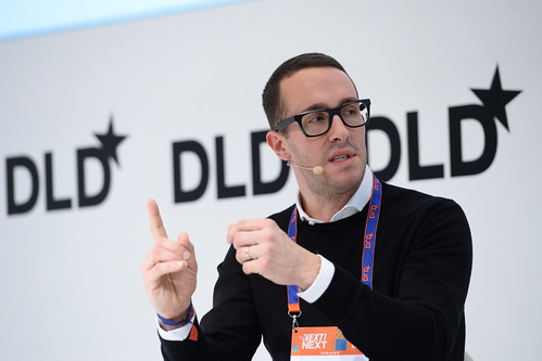 "DLD16 Conference Munich - ""THE NEXT! NEXT"" - January 17-19, 2016"