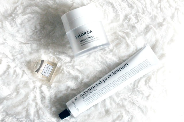RainPharma Advanced Precleanser Filorga Scrub & Mask