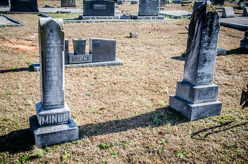 Keowee Baptist Church and Cemetery-007