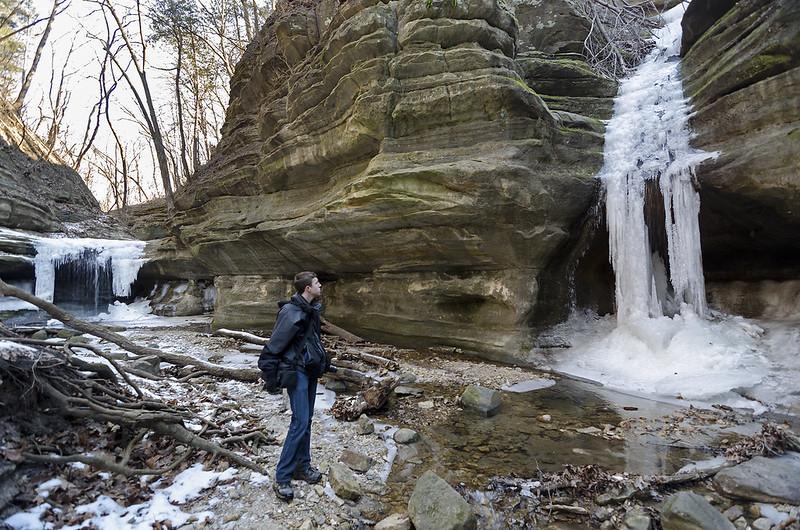 Dual Waterfalls