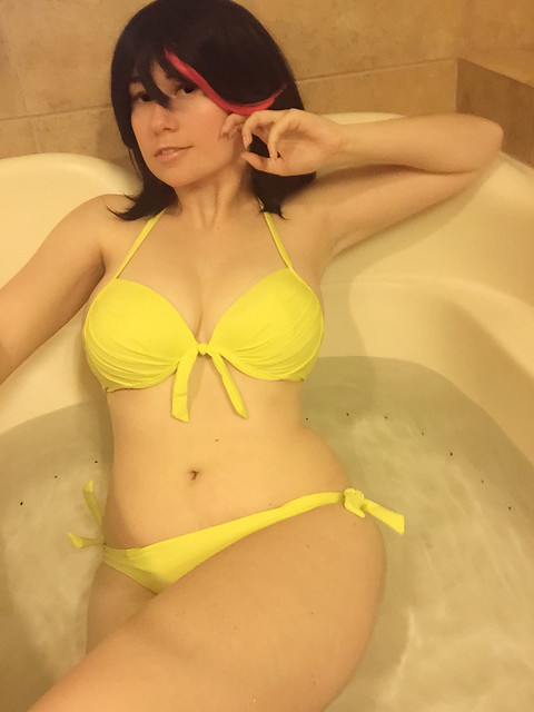 Ryuko jacuzzi fun