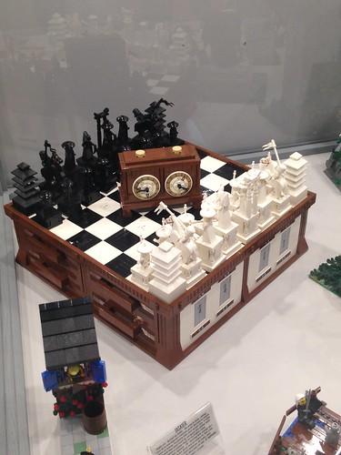 Lego - szachy