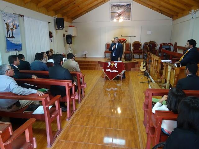 Hospedaje en Tomé | Conferencia 2016