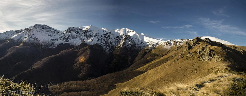 "Reserve ""Peeshti Skali"" (Singing rocks) and massif ""Triglav"""
