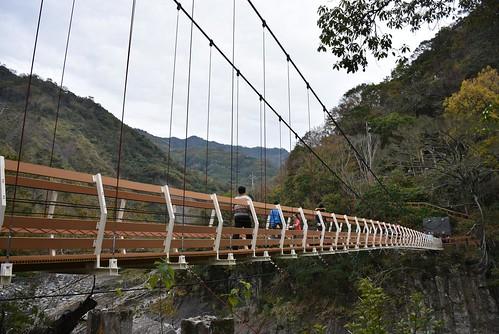 軍艦岩吊橋