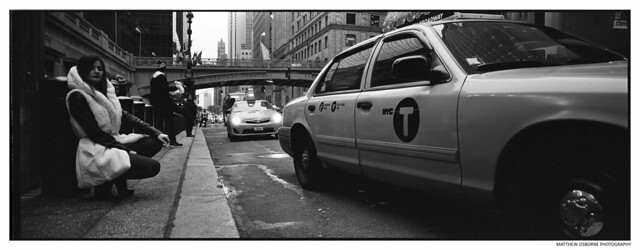 Hasselblad XPan NYC