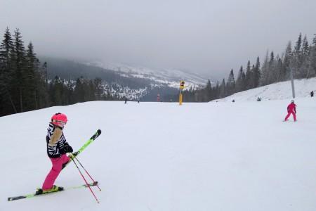 SNOW tour 2015/16: Bachledová – na lyžích i na raftu