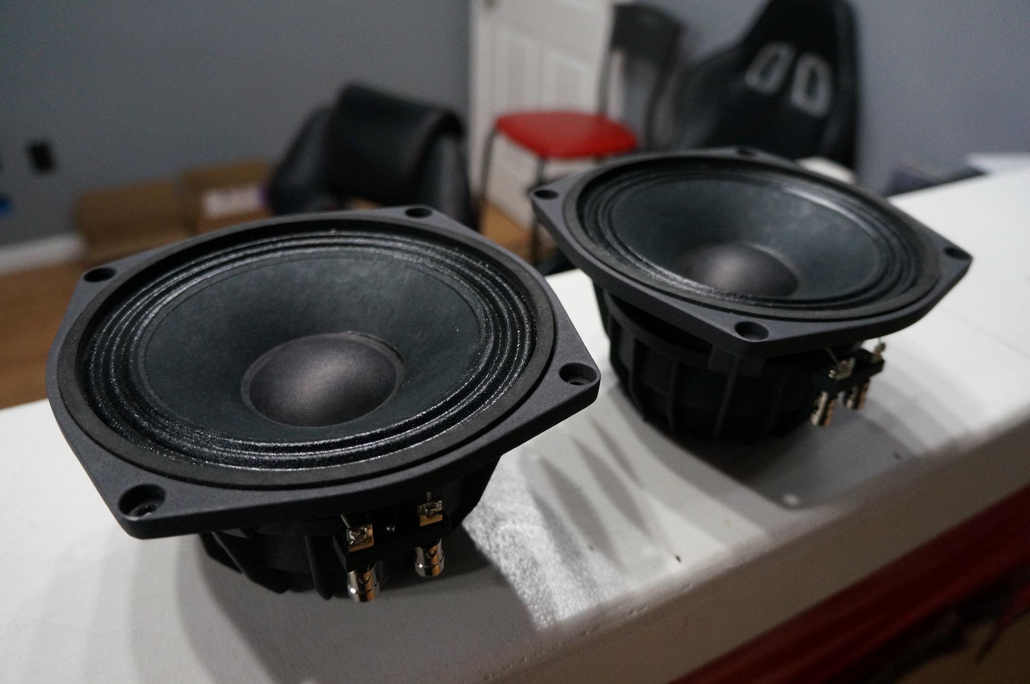 Faital Pro W6N8-120 (8OHM) - Car Audio | DiyMobileAudio com