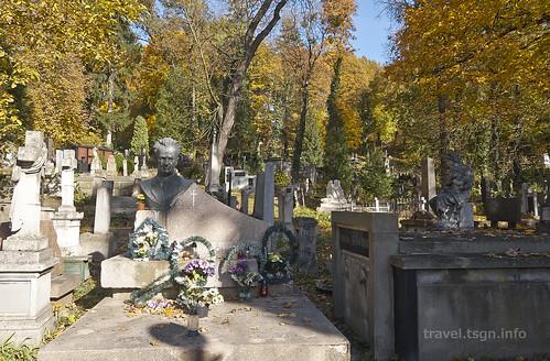 【写真】2015 東欧周遊 : リチャキフ墓地/2015-10-28/PICT4553