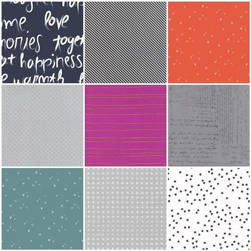 Basics at Pink Door Fabrics
