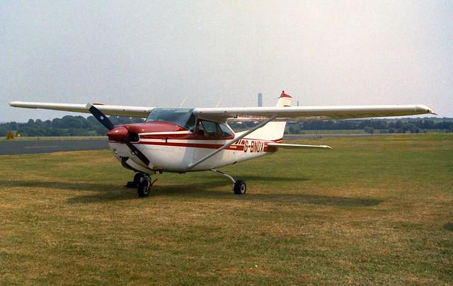 G-BNOX Cessna R.182