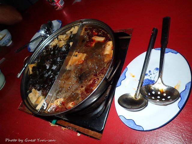 ここのお鍋はいつ食べても美味しいです♪