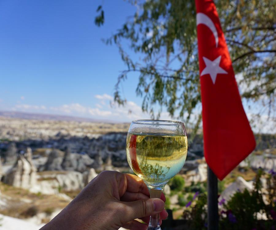 Cappadocia Wine