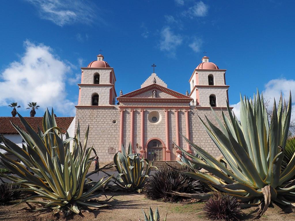 Santa Barbara Mission III