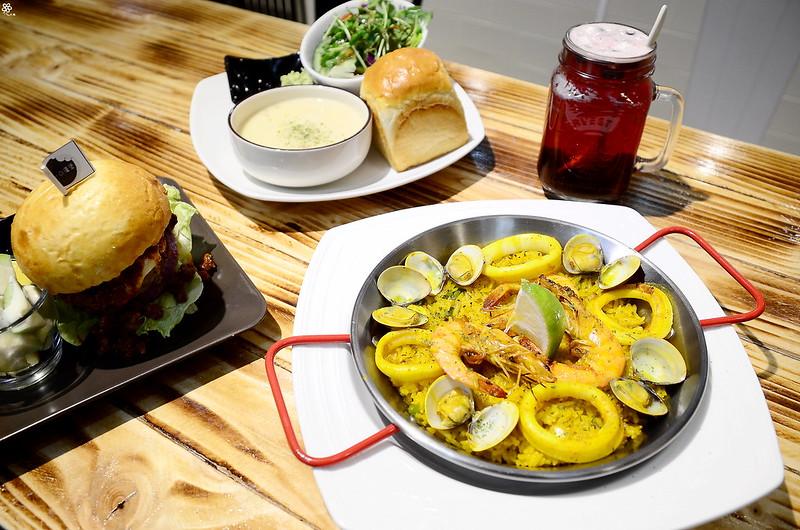 樹林車站美食推薦板橋漢堡M&M Burger菜單 (18)