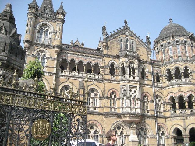Victoria terminus, Mumbai