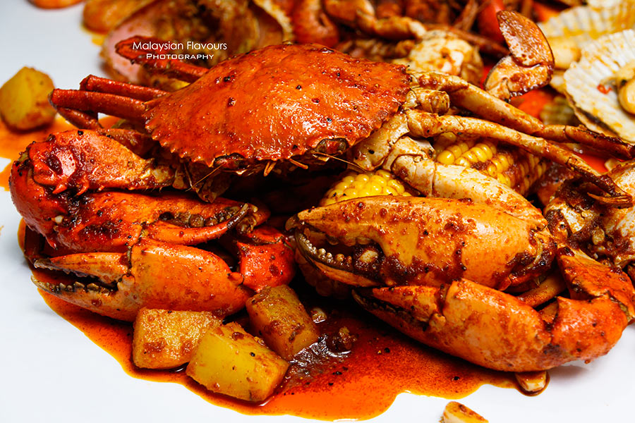 Giant Crab Seafood Restaurant Buffet Price