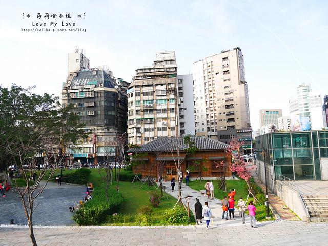 台北西門町一日遊景點推薦西本願寺古蹟 (7)