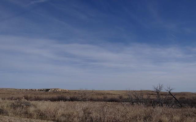 john Martin Reservoir, Colorado, February