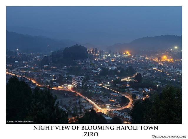 ziro,night view