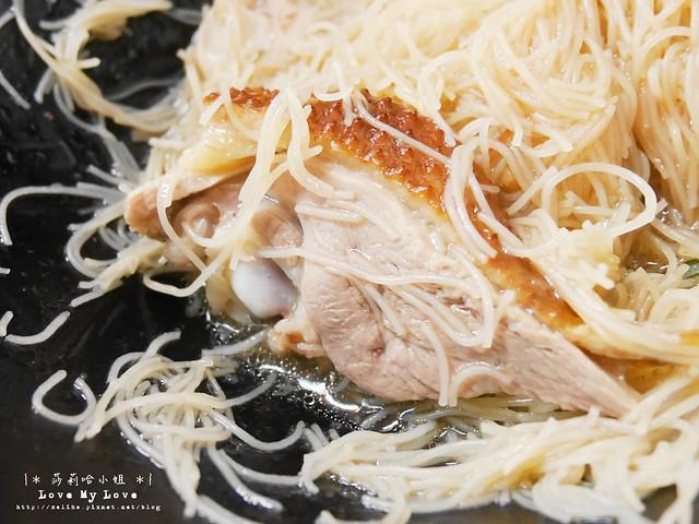 新竹城隍廟美食餐廳鴨肉許二姊菜單 (18)