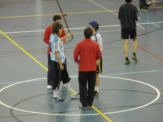 Equipo fútbol sala femenino: Copa2009