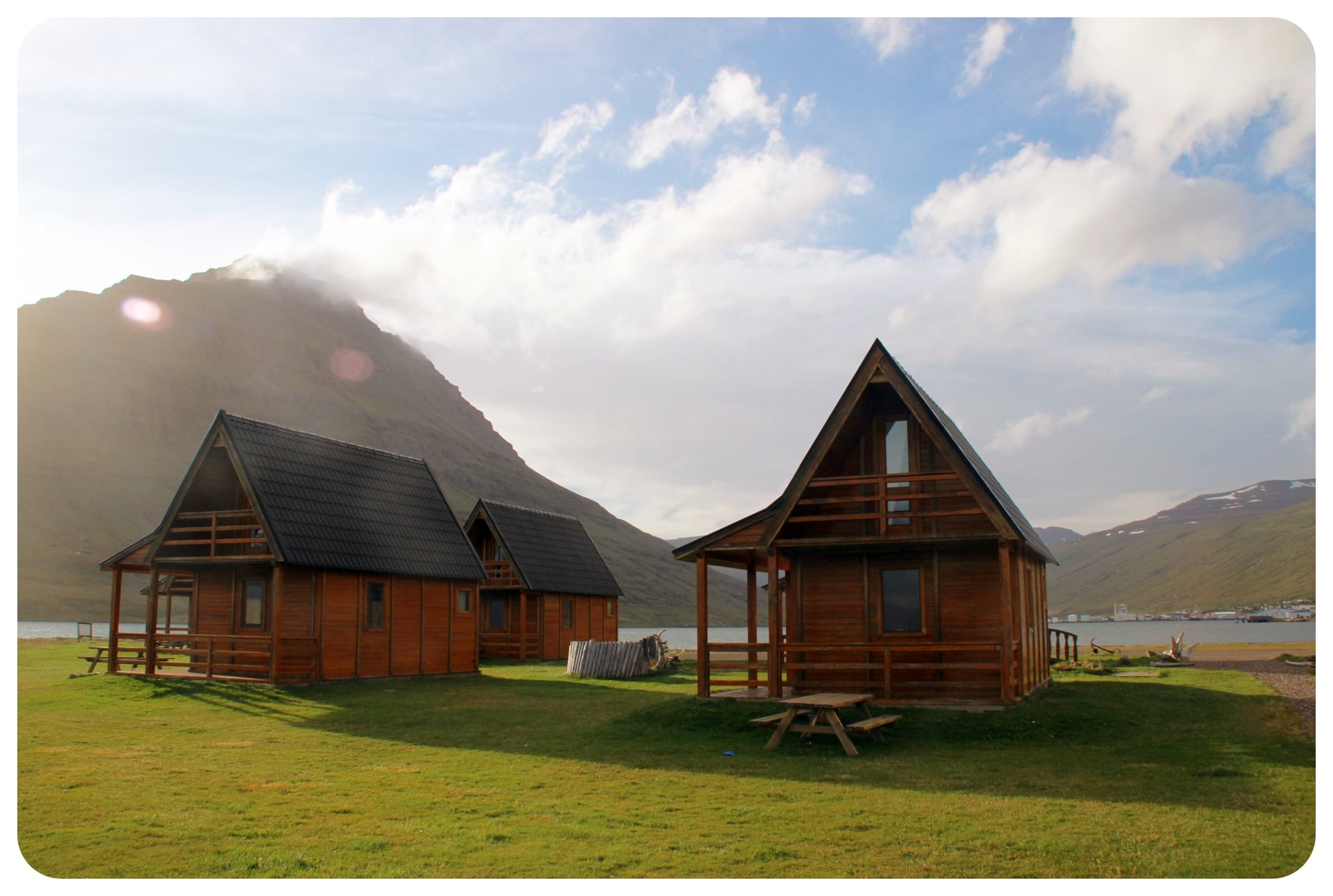 iceland cabins Eskifjorður