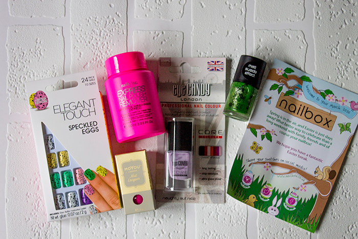 Nailbox UK: March 2016