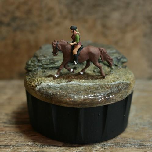 Micro mini diorama