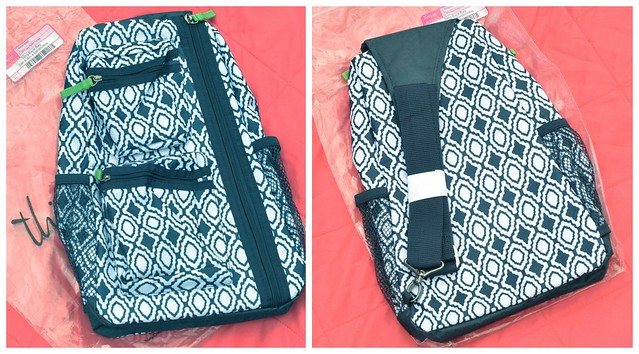 Thirty-One Sling-Back Bag