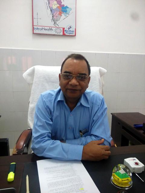 सीएमओ डॉ डीआर सिंह
