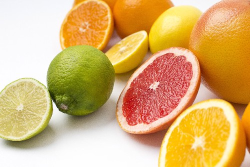 赤ちゃん 紫外線 レモン オレンジ