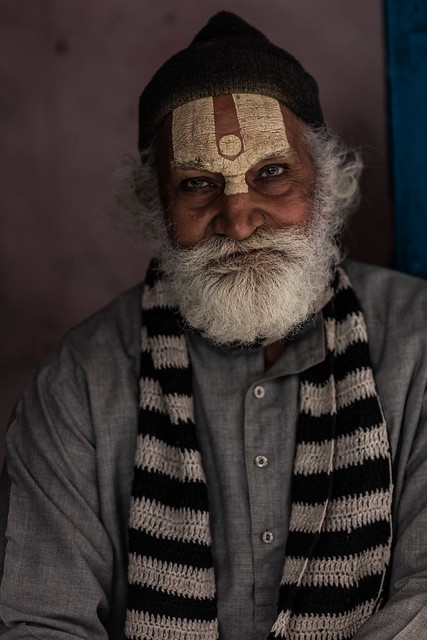 Faces from Mathura - The Devotee ii