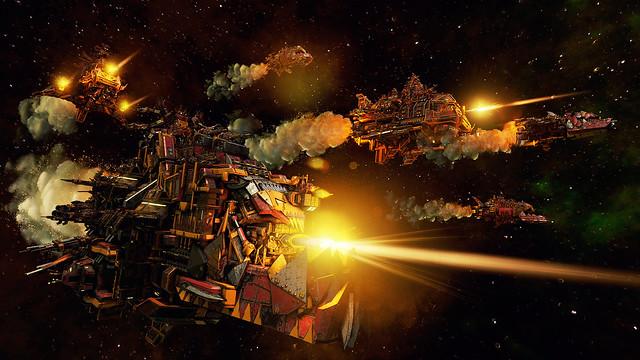 Flotte Gothic: Armada
