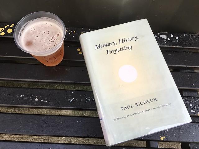 "Prinsep Pilsner x Paul Ricoeur's ""Memory, History, Forgetting"". Mikkeller Bar Singapore, DECK, Prinsep Street, Singapore"