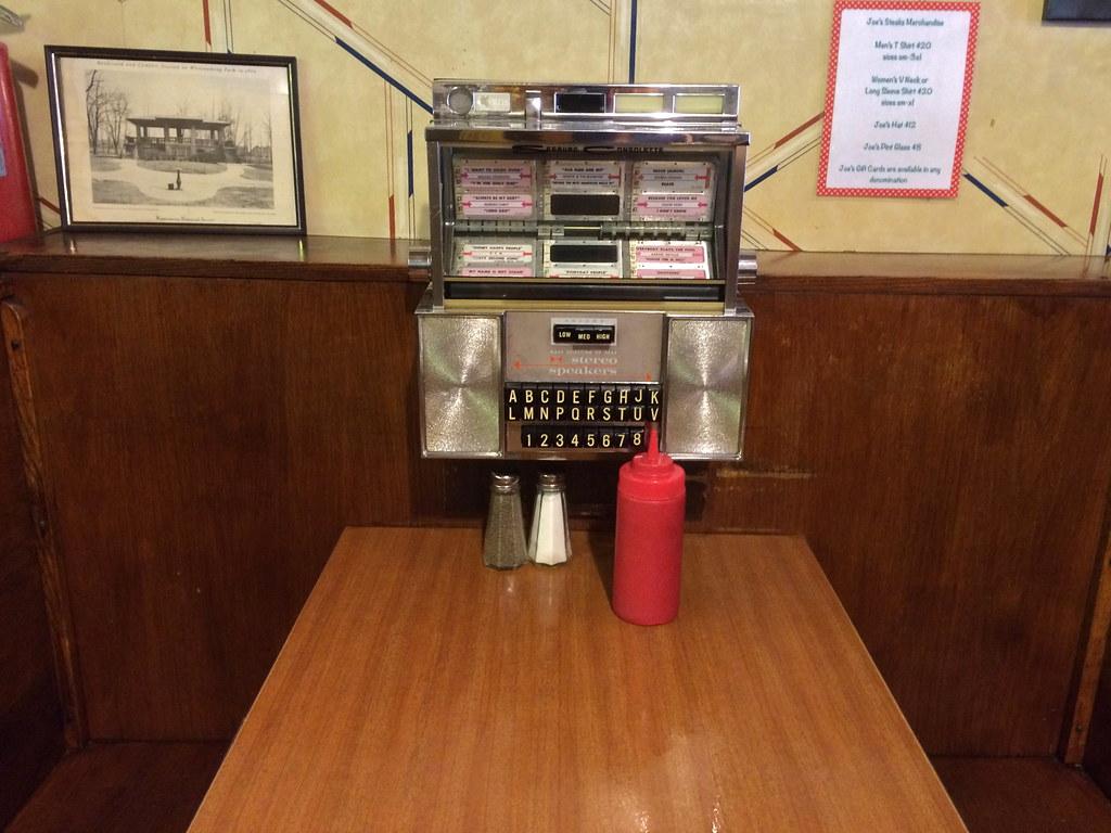 Joe's Steak Shop Torresdale Ave Philadelphia PA Retro Roadmap