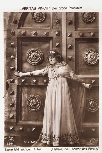 Mia May in Veritas Vincit (1919)