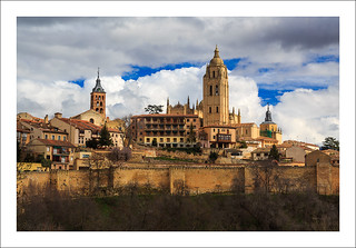 Segovian Skyscrapers