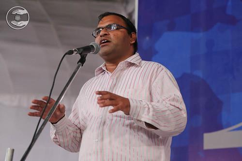 Ashwani Kumar from Sultanpuri expresses his views