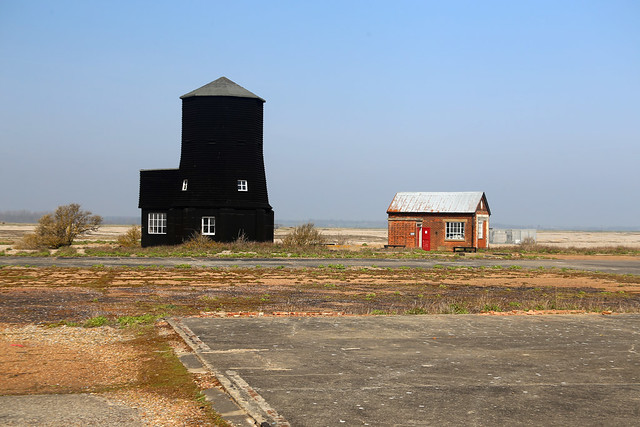 The black tower, Orford Ness