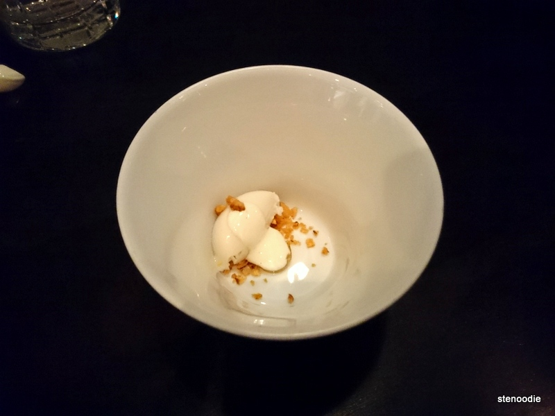 Sunchoke, Honey, Vanilla