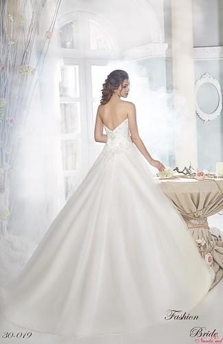 """Salonul de rochii de mireasă """"Fashion Bride"""" este un simbol al stilului, seducţiei şi feminităţii. > Foto din galeria `Despre companie`"""