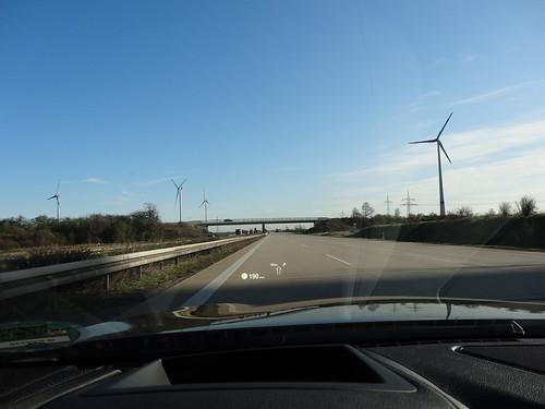 German Autobahn - On the Road
