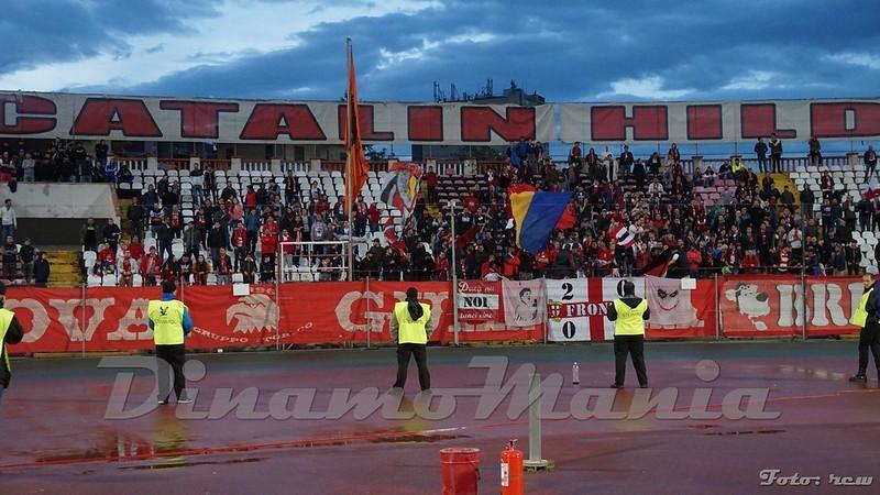 Dinamo - Chiajna 1-1 Cupa Ligii 2016