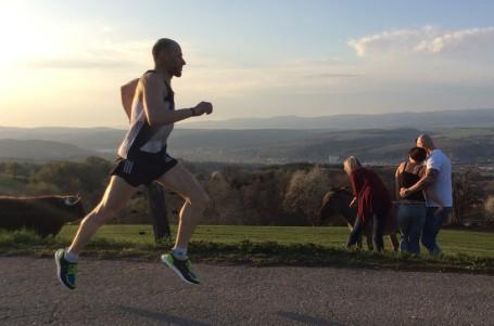 Pražský maraton chci dát jednou a naposledy, říká mistr terénu Cypra