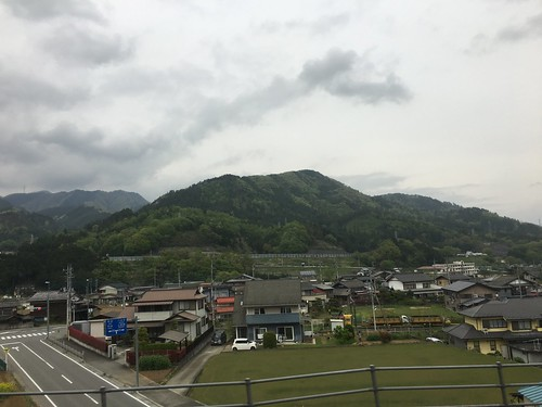 Southern Japanese alps